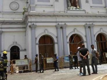 Sri Lanka, la più sanguinosa delle ultime stragi che hanno colpito i cristiani durante le festività religiose