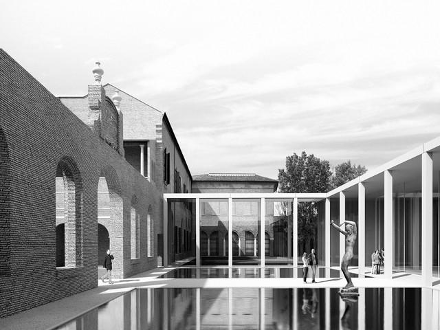 Palazzo dei Diamanti a Ferrara: doppio appello per il rispetto dei concorsi di progettazione