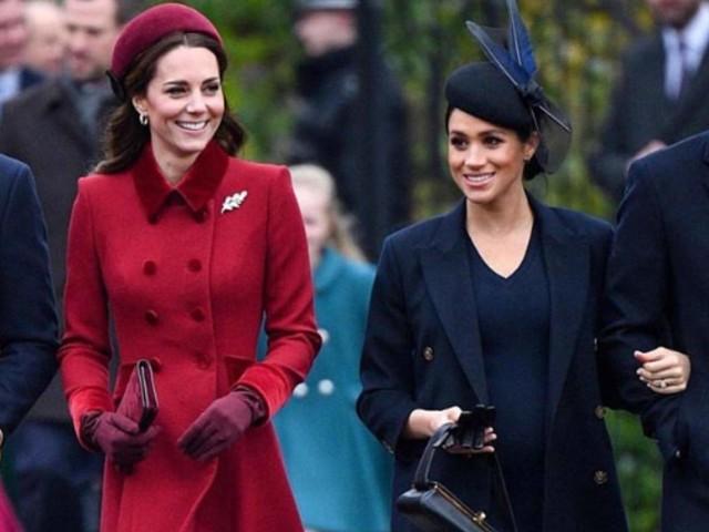 Meghan Markle, guerra dalla gelosissima Kate Middleton: il motivo
