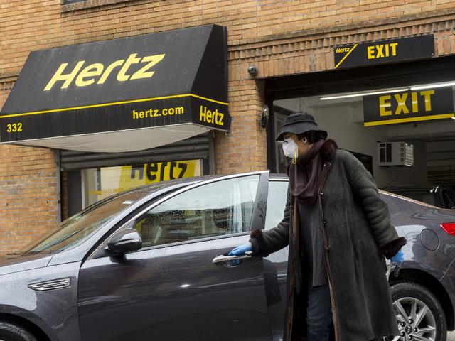 Hertz ordina 100mila veicoli da Tesla
