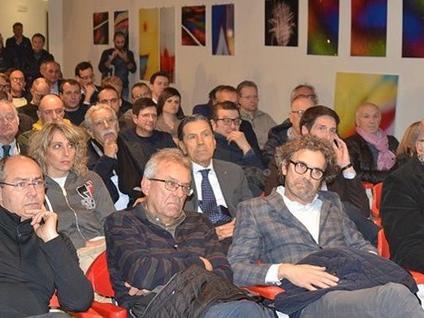Nel salone Marelli&Pozzi si racconta Autodelta