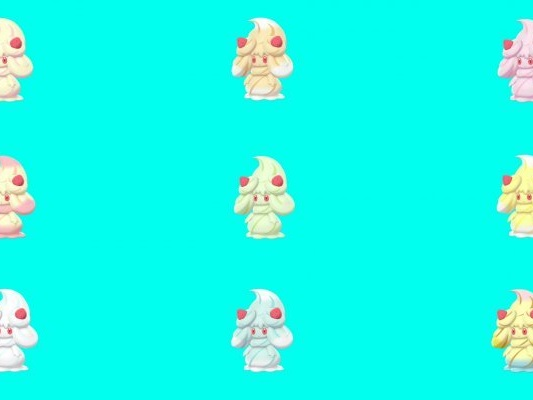 Pokémon Spada e Scudo: come evolvere Milcery in tutte le forme di Alcremie - Soluzione - Nintendo Switch