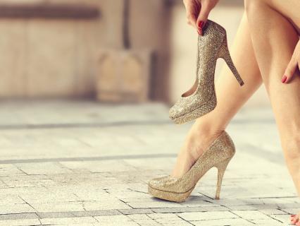Ecco 5 trucchi per le scarpe e per la salute dei nostri poveri piedi