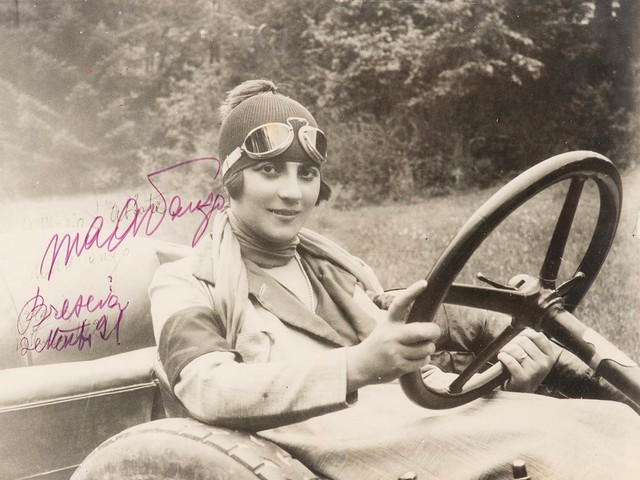 Avanzo, la primadonna dei motori che incantò Ferrari e Hemigwyay