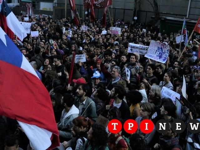 Proteste in Cile, tutto quello che c'è da sapere riassunto in sei punti