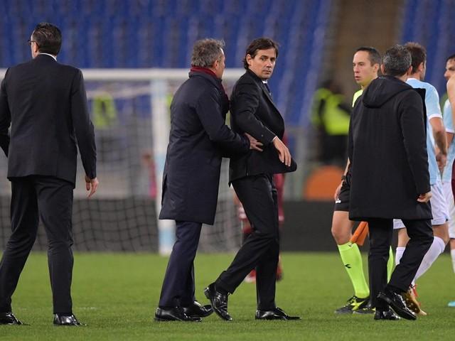 """Inzaghi furibondo: """"Partita decisa dall'arbitro, intervallo più difficile della mia carriera"""""""