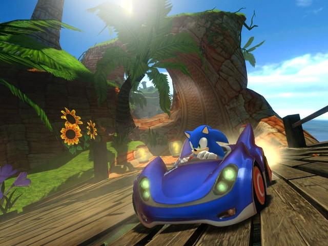 Sonic e i giochi sconosciuti: emerge in rete un racing game mai visto prima
