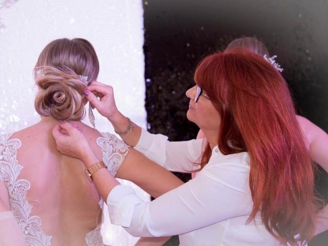 Mondiali di hair stylist in Russia: con la reggina Oriana Santa Nadile l'Italia vola al quarto posto [FOTO]