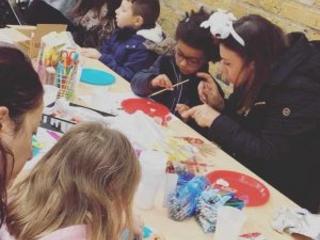 Talia e la Valigia delle Idee per bambini italiani a Londra