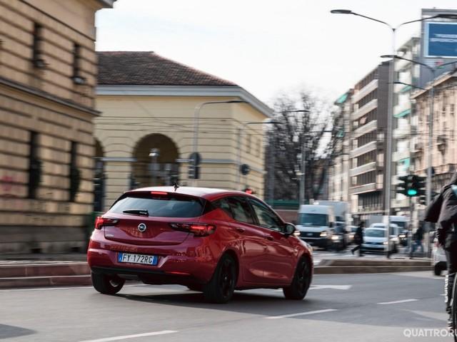 Opel Astra - Una settimana con la 1.5 CDTI Ultimate automatica