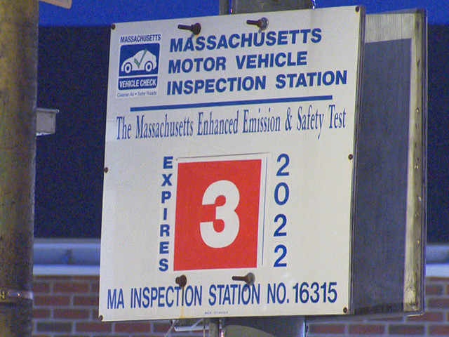 RMV Estimates April 17 For Restart Of Car Inspection System