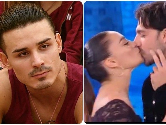 """Valentin Dumitru commenta il bacio di Francesca Tocca e Todaro: """"Hai usato una donna per audience"""""""