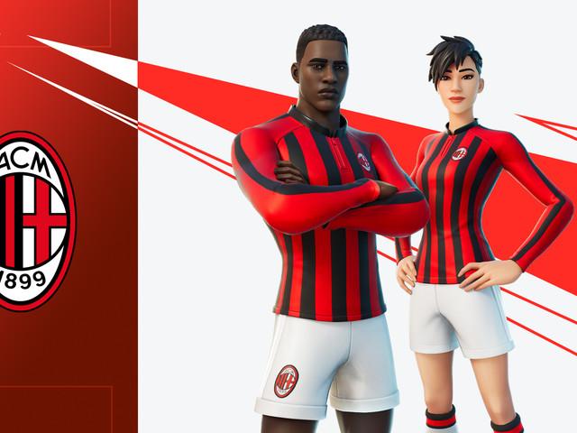 Milan in campo su Fortnite e il 21 gennaio ospita il suo primo torneo