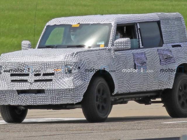 Ford Bronco, ricordando il passato con uno sguardo al futuro – VIDEO