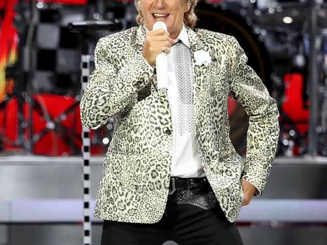 Rod Stewart è guarito dal cancro