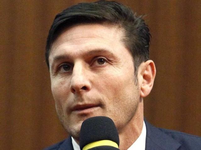 Diretta video, Javier Zanetti al Meeting di Rimini/ Incontro col Capitano dell'Inter