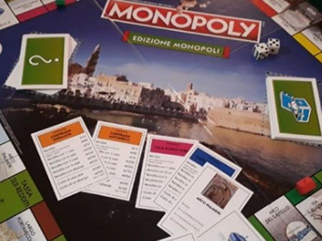 Dalla focaccia al faro, passando per 'Largo Plebiscito': la città di Monopoli ha il suo Monopoly
