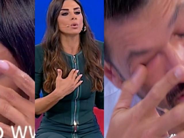 Uomini e donne, Serena e Pago si dicono addio in lacrime. Lei sbotta contro gli hater