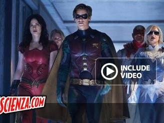 Televisione: Titans: la stagione due in arrivo da noi su Netflix il dieci gennaio
