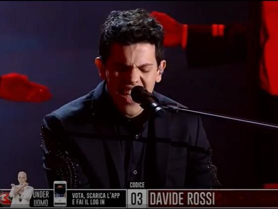 X Factor: Davide Rossi canta Toxic di Britney Spears (video)