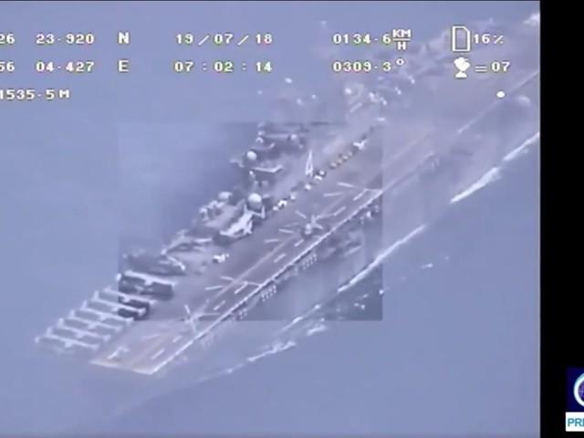 Iran cattura petroliera inglese. Si muovono le navi da guerra