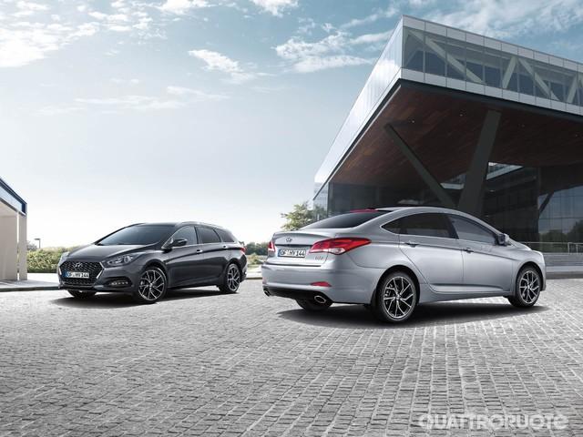 Hyundai i40 - Arriva sul mercato il model year 2019