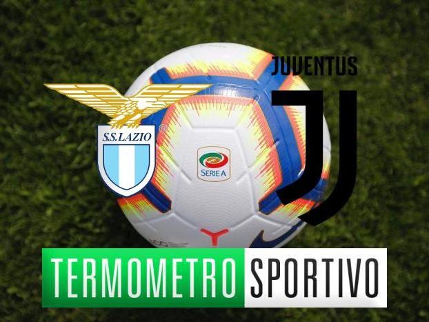 Dove vedere Lazio-Juventus in diretta streaming o in tv