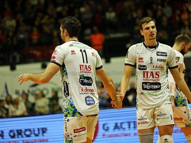 Trento-Padova, Playoff SuperLega 2019: gara-1 quarti di finale. Orario d'inizio e come vederla in tv e streaming