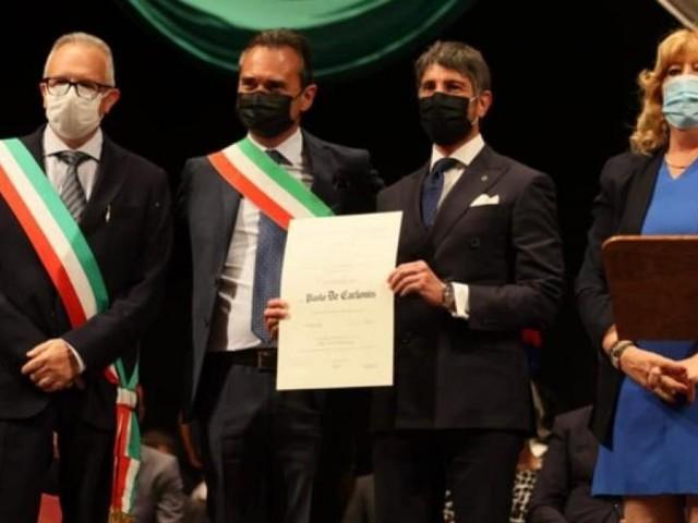 Onorificenze al merito della Repubblica: tra i premiati l'imprenditore della pasta Paolo De Carlonis