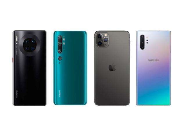 Migliori camera phone 2019 secondo DxOMark: foto, video, zoom, ultra-wide e notte