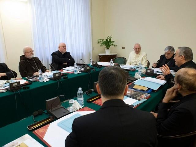 Da oggi 30.ma riunione del Consiglio dei cardinali con il Papa