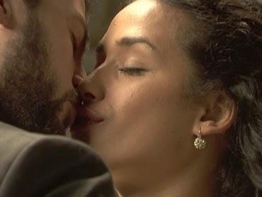 Il Segreto: Hernando bacia Camila ma pensa a Lucia! Video