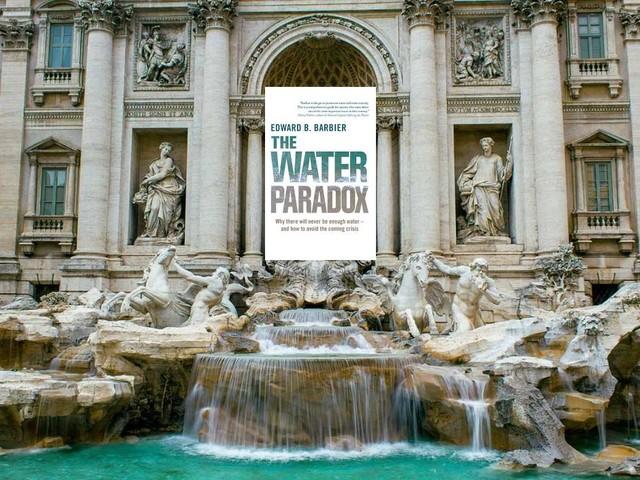 Il paradosso dell'acqua e le fontane di Roma