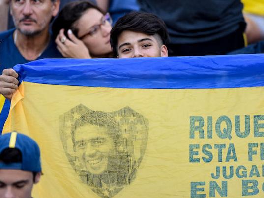 Maradona contro Riquelme nelle elezioni del Boca Juniors