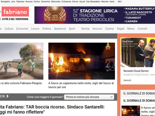 Vivere Fabriano cerca collaboratori e giornalisti