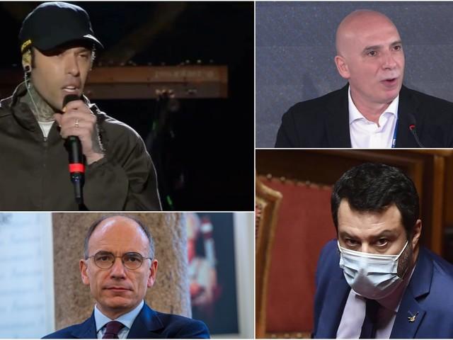 Caso Fedez 1° maggio, si accende la polemica politica: i partiti chiedono riforma Rai