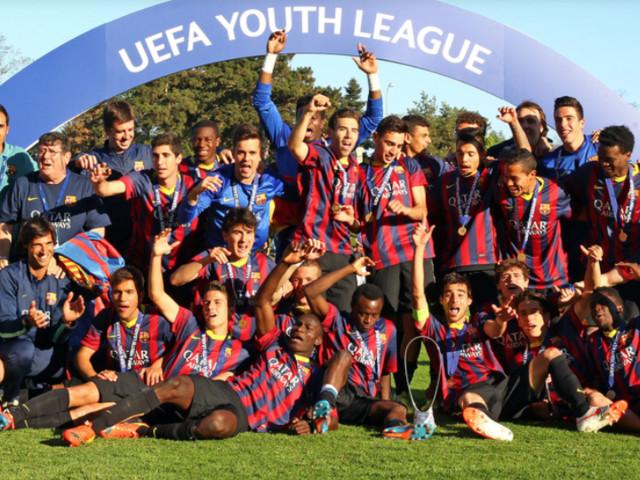UEFA Youth League, la Lega UEFA della Gioventù