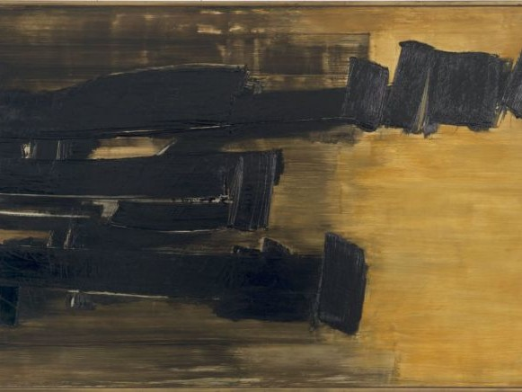 Quasi cent'anni con Pierre Soulages. A New York