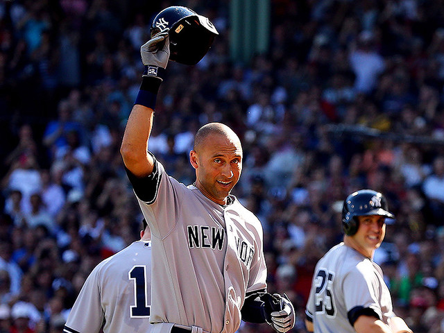 Derek Jeter Highlights 18 Newcomers On Baseball Hall Of Fame Ballot