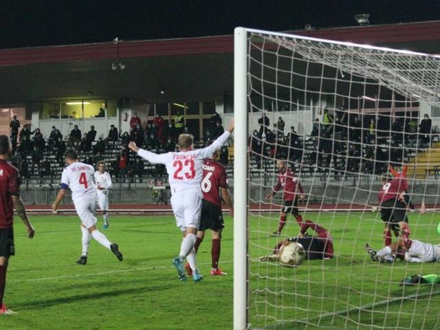 Serie C, il Matelica fa e disfa: all'Helvia Recina arriva un 'amaro' paraggio contro l'Arezzo (FOTO)