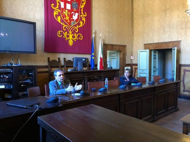 Ad Orvieto si progetta la sanità del futuro, incontro con la Direzione Usl Umbria2