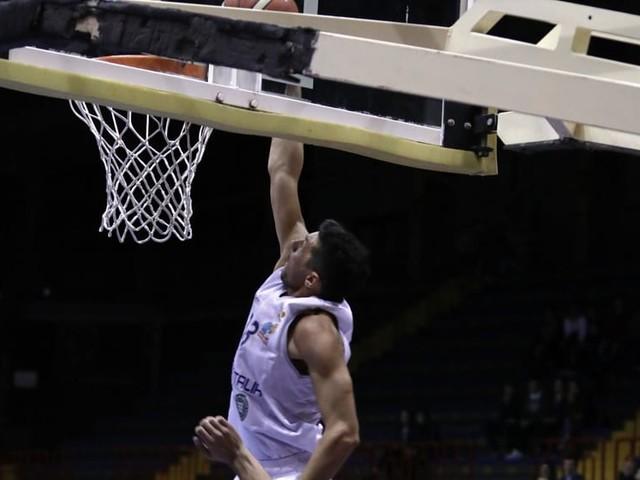 Alfa Basket Catania, vittoria agevole contro Battipaglia prima della tappa Pozzuoli