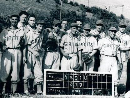 Festa alla Campagnuzza per i 50 anni del baseball