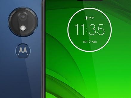Speicfiche Tecniche Motorola Moto G7 Power