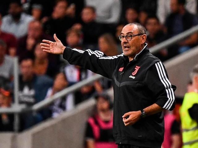 Juve: Sarri stupito dalla serietà dei giocatori, intrigati dalla sua didattica