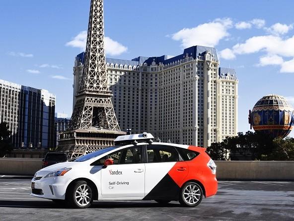 Yandex, 1000 auto a guida autonoma entro due anni