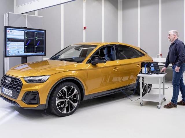 Audi, un team di «cacciatori di rumori» per il sound delle elettriche