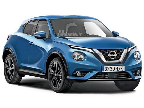 Nuova Nissan Juke: il primo test