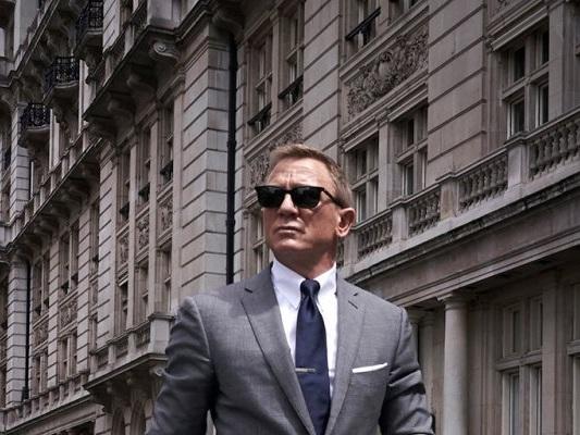 Bond 25: Daniel Craig nelle prime foto ufficiali dal set!