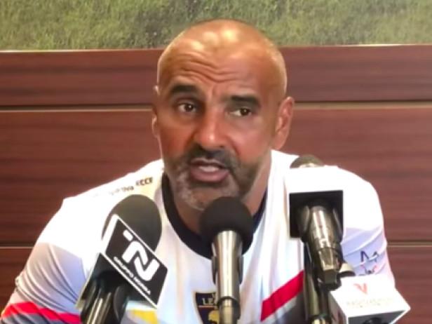 """Liverani: """"Contro l'Inter con coraggio"""""""